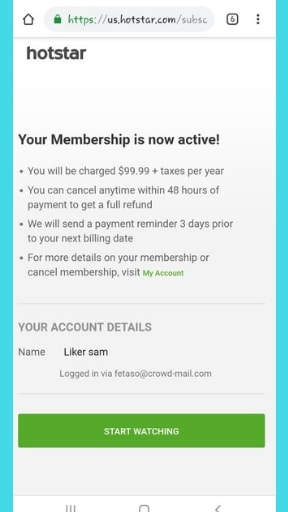 Hotstar Premium VIP Account Trick | Username and Password | MOD APK