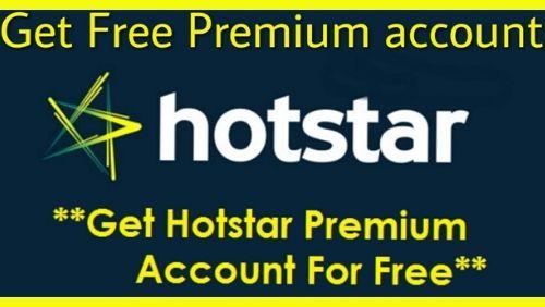 [Working] How to Get Hotstar Premium & VIP Account Free? MOD APK