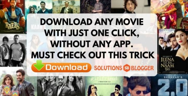 How to Download Movie For Free || Bollywood || Hollywood || Movies