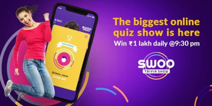 How To Win SWOO Trivia Show I Swoo Trivia Quiz Show Answers Trick