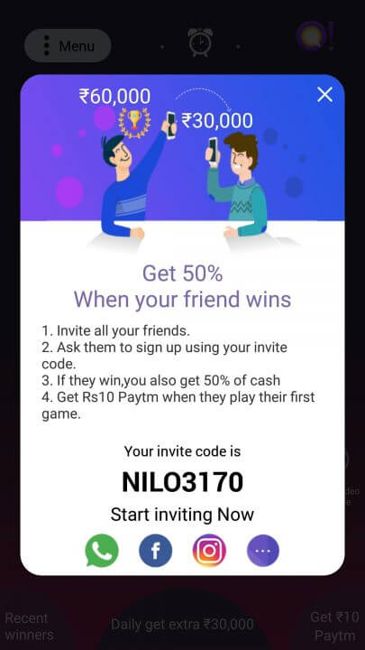 How To Win Qureka Everytime | Answer App