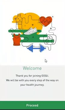 GOQii App - Refer and Earn Free Goodies GOQii Smart Band Activation Code
