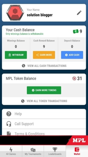 MPL PRO Download | Referral Code | Unlimited Tokens | MOD APK