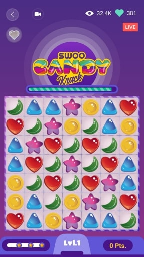 Swoo Candy Krack