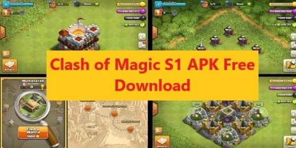Download Magic Launcher COC APK | Clash of Magic| S1 S2 S3 S4 |APK