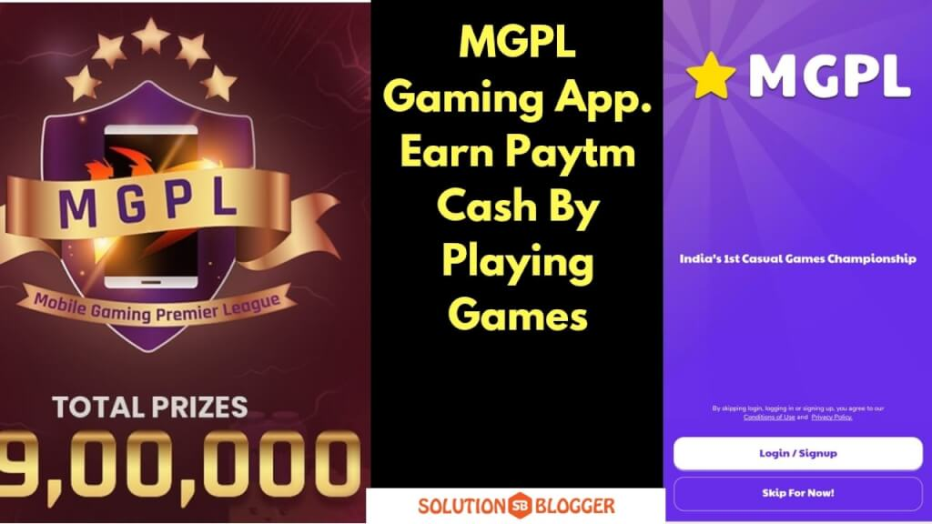 MGPL Referral Code | MGPL Gaming App | Tips & Tricks | APK Download