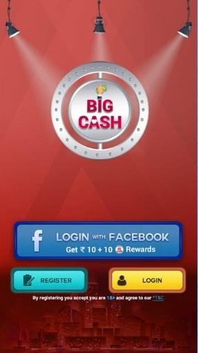 Big Cash Pro Live