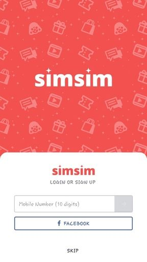 SimSim App