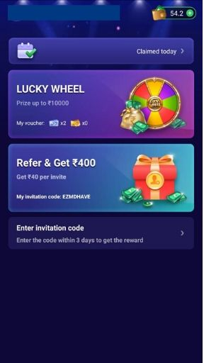 How to Spin and Win money in Plaisa App?