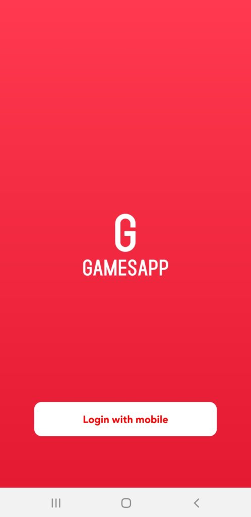Gamesapp Loot Get Rs.10 On Sign Up | Download Link