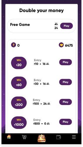Funnearn app 1 on 1 battle