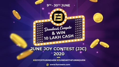 June Joy Contest Funnearn